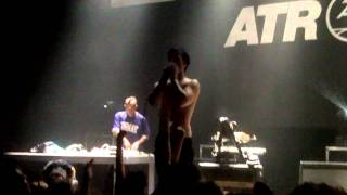 Atari Teenage Riot - Too Dead For Me @ Trafó 2010 HD