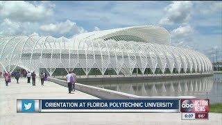 Orientation at Florida Polytechnic