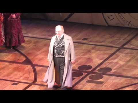 Wicked (Broadway) Curtain Call (12/19/15)