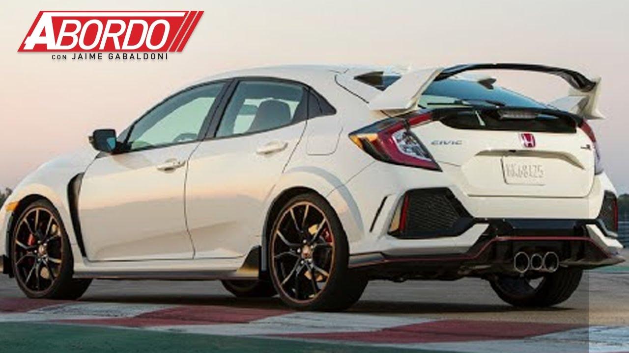 El Honda Civic Type R El Nuevo Rey De Los Hatchbacks Deportivos