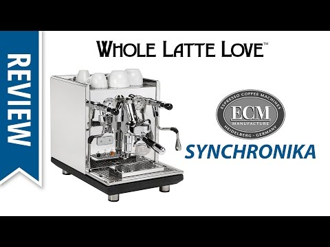 ecm espresso machine reviews
