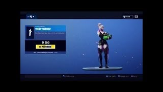 NOUVEAU ' BUNNYMOON ' SKIN 'NEW DANSJE! -(Fortnite Battle Royale)