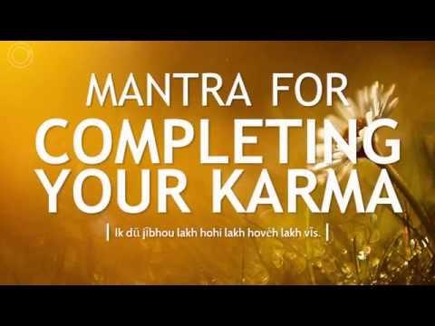 Mantra for Completing Karma - Ik Du Jibau   DAY33 of 40 DAY SADHANA