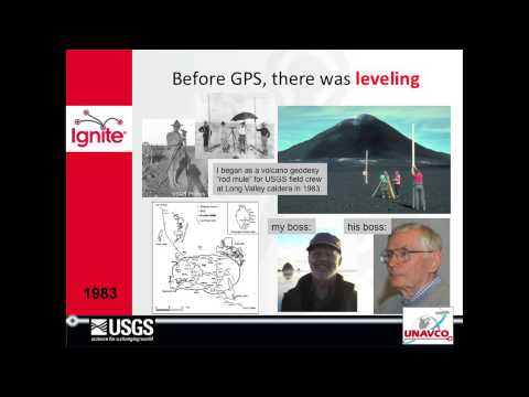 "Earthquake and Volcano Geodesy ""Early Days"""
