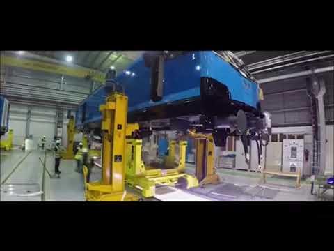 Alstom - Madhepura Factory