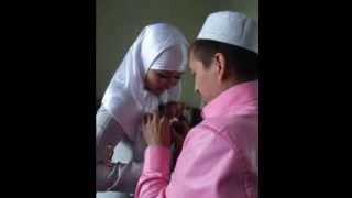 Мусульманская свадьба (никах)  ... Руслан и Эльнара