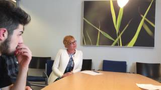 Interview Marika Kiuru Nordea Bank, Lappeenranta