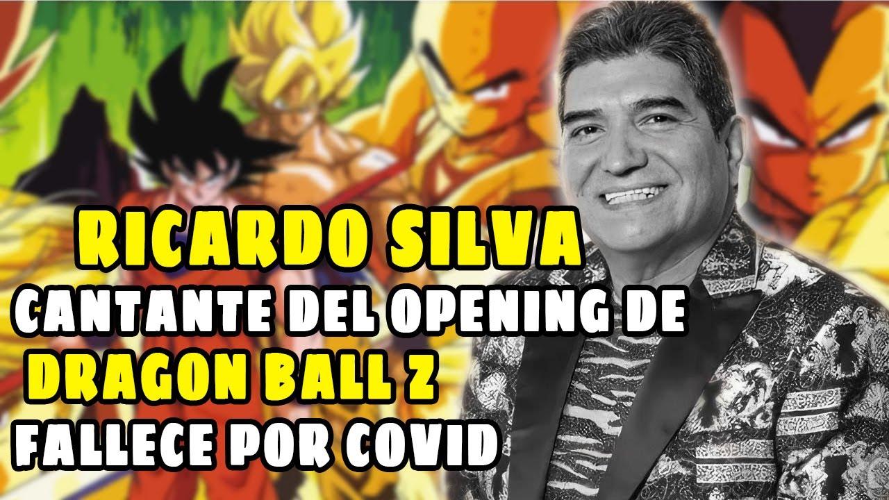 Pierde la vida Ricardo Silva actor de doblaje y cantante de Dragon ball Z