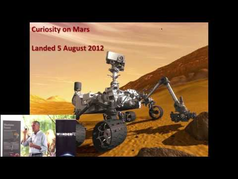 The Long View of Mars: Biology & Terraforming  Dr. Chris McKay