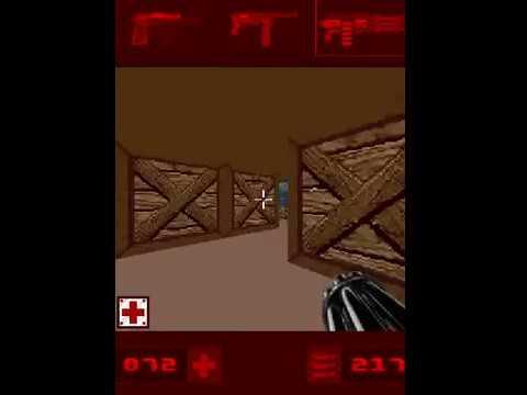 Bunker 3D (Бункер 3Д) - Java игра для телефона (Мини обзор)
