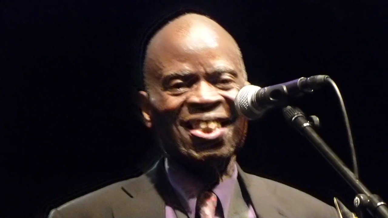 Maceo Parker live - Make it funky (James Brown) - 03.06.2019 - Batschkapp - Frankfurt a.M.