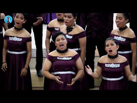 Gema Chandra Choir   Saya Mau Iring Yesus   PESPARAWI 2018   UNIPA UNCEN PAPUA