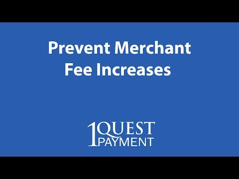Prevent Merchant Services Fee Increases in Orlando Florida