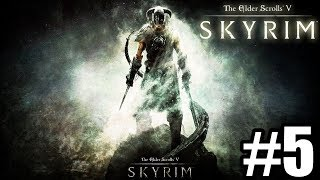 ⚔️GROBOWIEC VOLUUNRUUD⚔️ - The Elder Scrolls V: Skyrim #5 - Na żywo