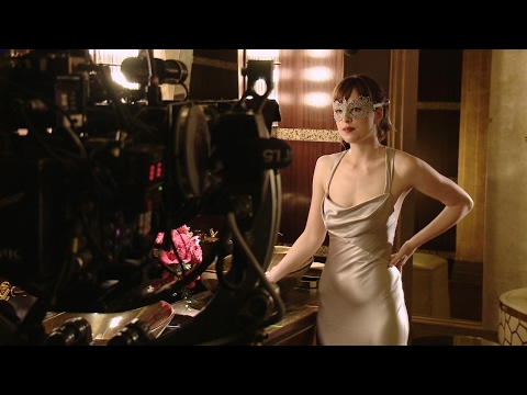 Go Behind The Scenes on FIFTY SHADES DARKER with Dakota Johnson & Jamie Dornan + MOVIE CLIPS