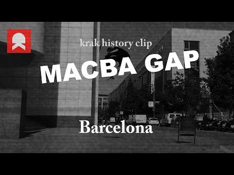 Macba Gap, Barcelona - History clip - Best Tricks