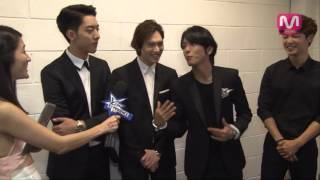 [Mnet America]KCON 2014 CNBLUE Interview