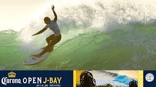 Defay vs. Fitzgibbons vs. Erickson - Round One, Heat 1 - Corona Open J-Bay - Women's 2018