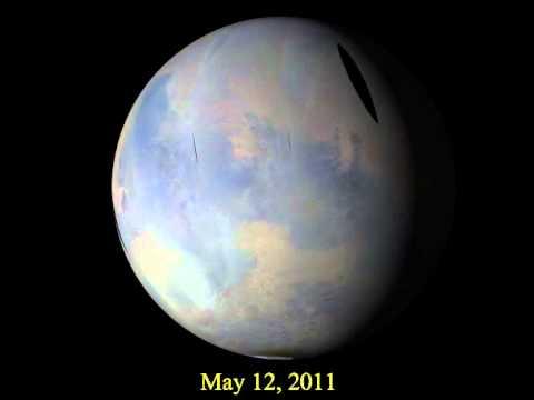 Mars Weather (2011.05.09 - 2011.05.15)