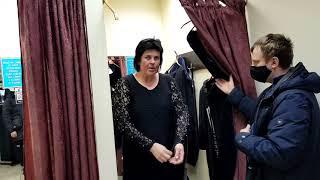Шопинг не можем выбрать маме платье на 50 лет 🆘