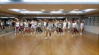 Morena Kuduro Line Dance(Intermediate Level)