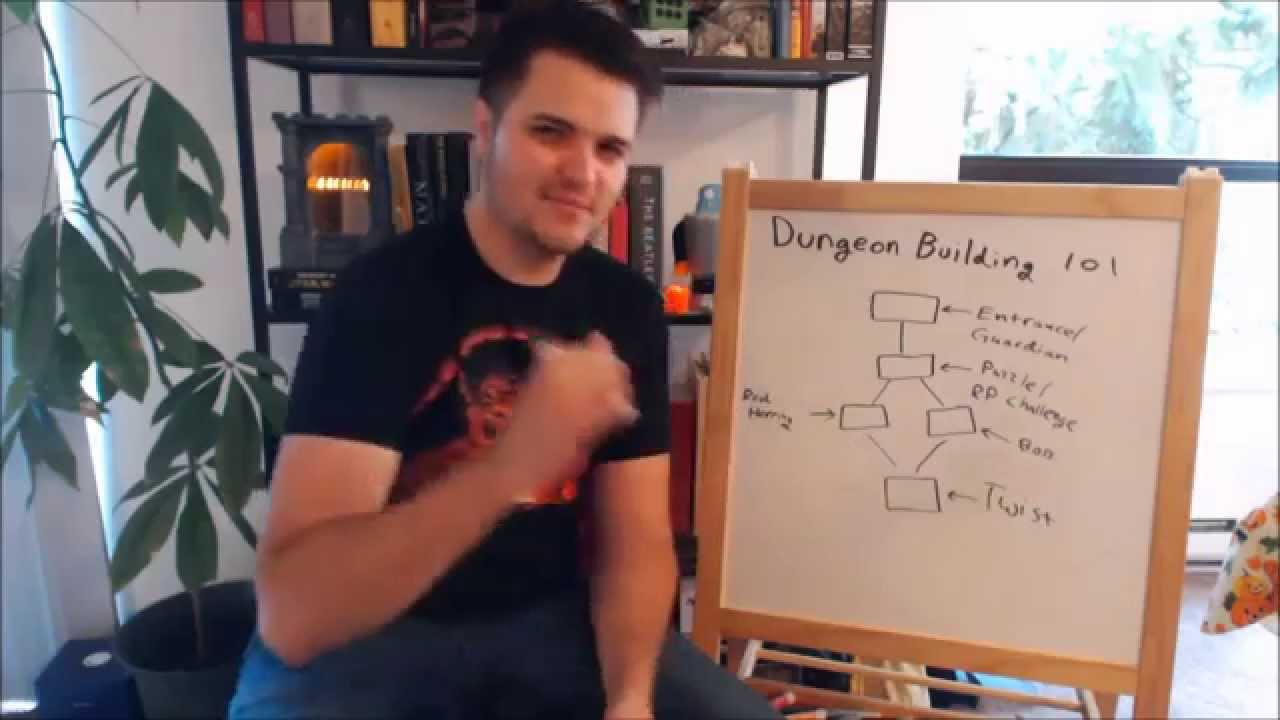 Dm Forge Dungeon Building 101 D Amp D Tips Amp Tricks Youtube