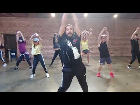 Surrender Choreography by Nico Oconnor