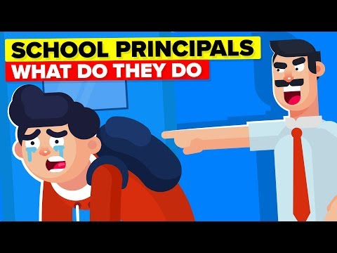 What Does A School Principal ACTUALLY Do?