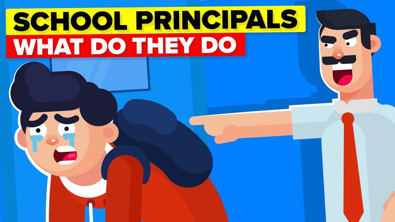 What Does A School Principal ACTUALLY Do?