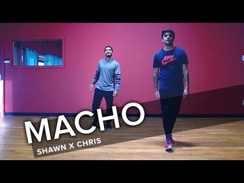 Macho   Chris x Shawn   Macho Tamil Video   Vijay, Kajal Aggarwal   A.R. Rahman  