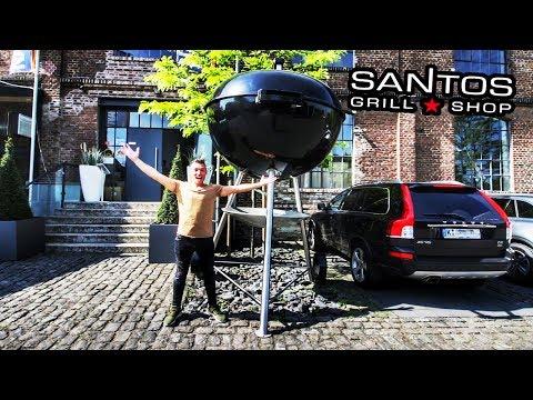 DER GRÖSSTE GRILL DER WELT!? Napoleon Prestige 825 Gasgrill Santos   Review - Test [Deutsch/German]