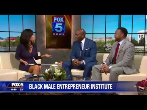 FOX Morning News, Black Men in Entrepreneurship