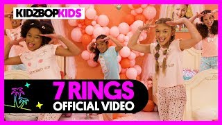 KIDZ BOP Kids - 7 Rings (Official Music Video)