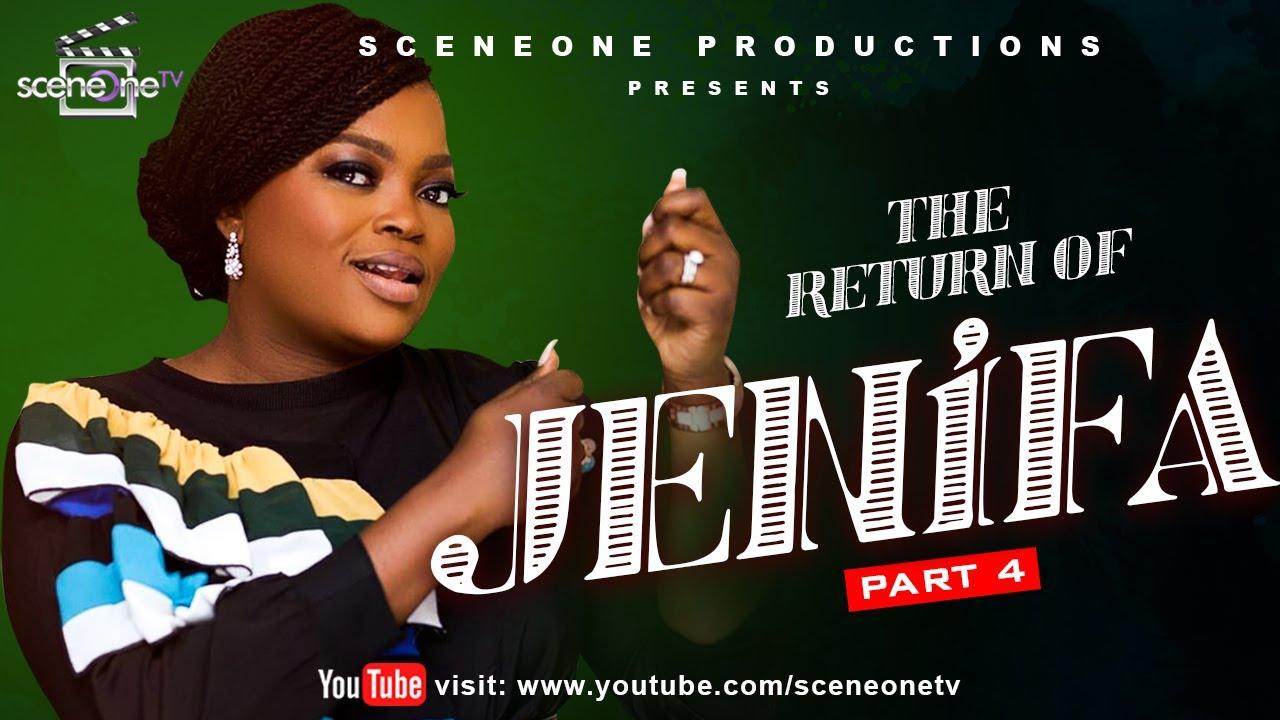 Download Flashback  Movie: The Return Of Jenifa (Part 4)   Yoruba Nollywood Movie