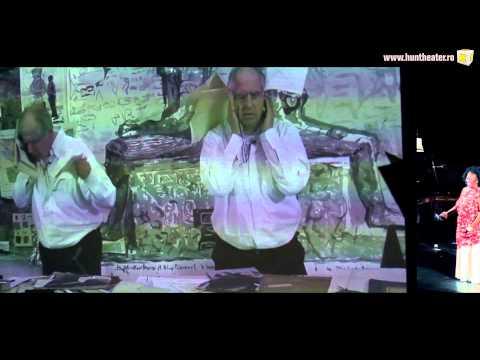 Philip Miller & William Kentridge: Paper Music