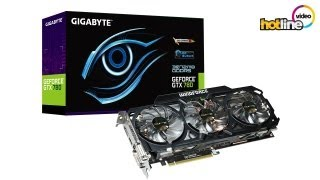 Обзор видеокарты GIGABYTE GTX 780 WindForce 3X OC (Rev 2.0)
