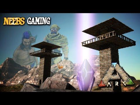Ark: Survival Evolved - How Do Drops Work???