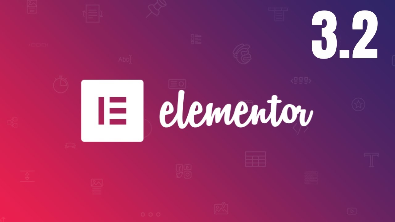 Elementor 3.2 Update - Text Path, Mask Layer, Improved Speed & Responsive UI