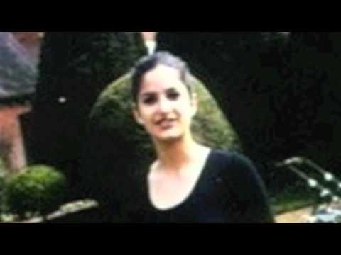 katrina kaif's childhood photos - YouTube