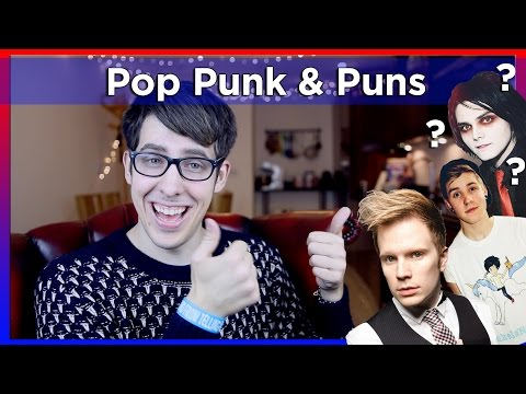 Pop PUNk & Puns | Evan Edinger