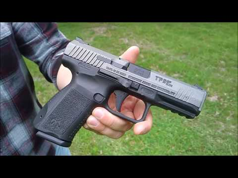 Canik TP9SF Elite Review