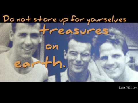 John 7:17 Challenge DAY 66:  Do Not Store up Treasures on Earth