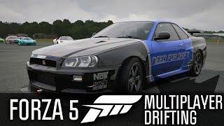 """GOOD GRAVY"" - Forza 5 - Multiplayer Drifting"
