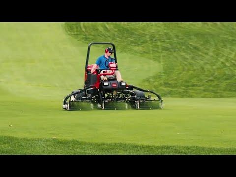 Toro® Reelmaster® 3555-D/3575-D – Golf