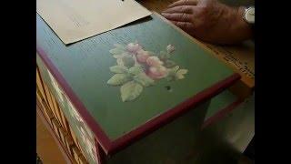 P1140229 E-W la Paloma orgue 27 touches carton PierreCharrial
