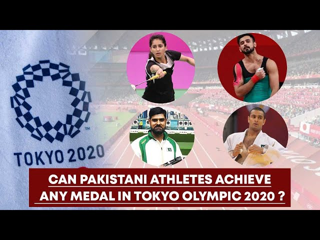 Can Pakistani Athletes Achieve Any Medal In Tokyo Olympic 2020?