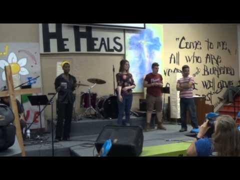 Refuge Talent Show June2014