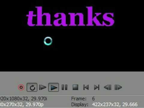vegas pro 13 how to make text spin