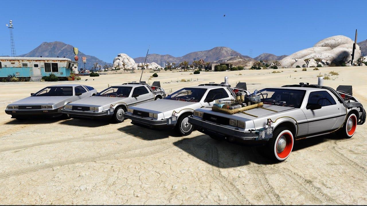 BACK - THE GTA B.T.T.F TO BAIXAR FUTURE