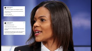 Kira Davis On Candace Owens Victim Blaming, Abuse Excusing.& Comparisons to Harriet Tubman LOL!!